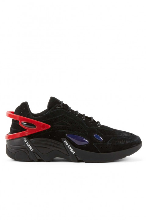 RAF SIMONS Runner Cylon Black Sneakers 0