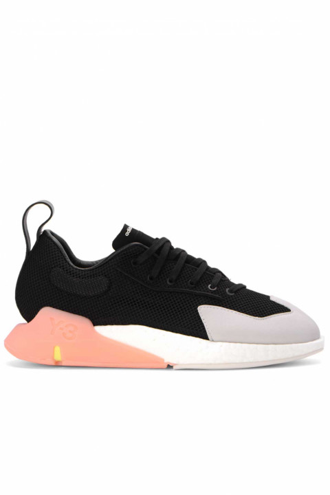 Y-3 Orisan Black Sneakers 0