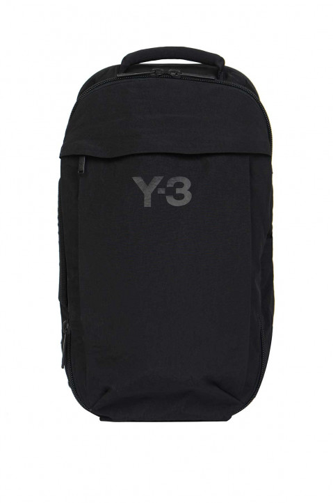 Y-3 Classic Black Backpack  0