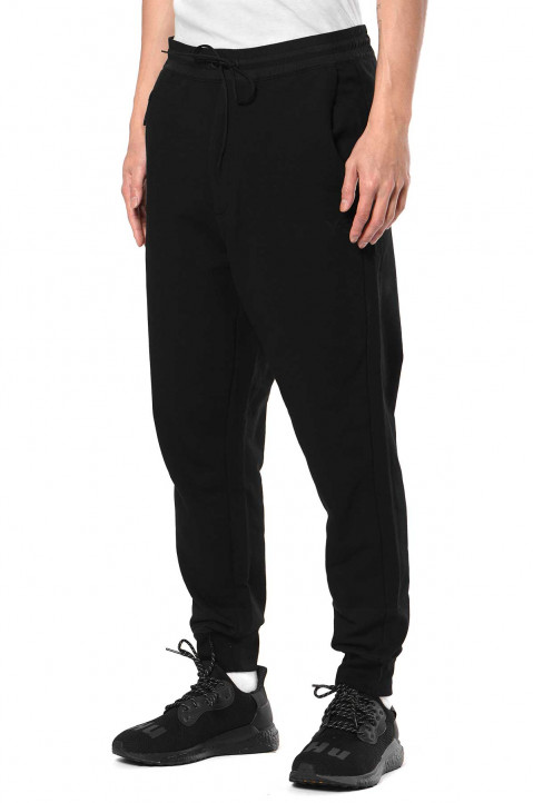 Y-3 Classic Terry Black Joggers 0