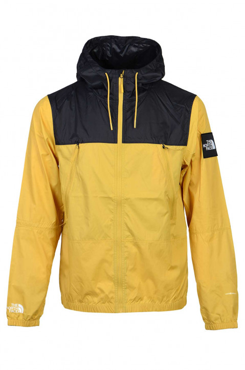 THE NORTH FACE 1990 Yellow Seasonal Mountain Jacket 0