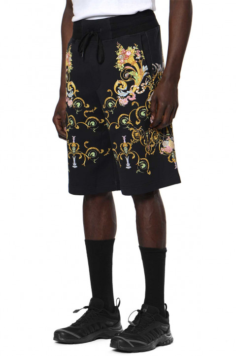 VERSACE JEANS COUTURE Panel Tuillereis Shorts 0