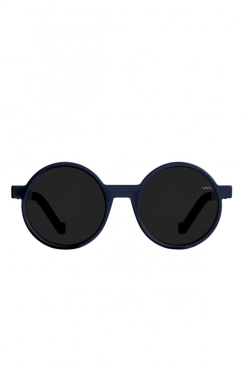 VAVA WL0000 Navy Blue Sunglasses w/ Black Lenses 0