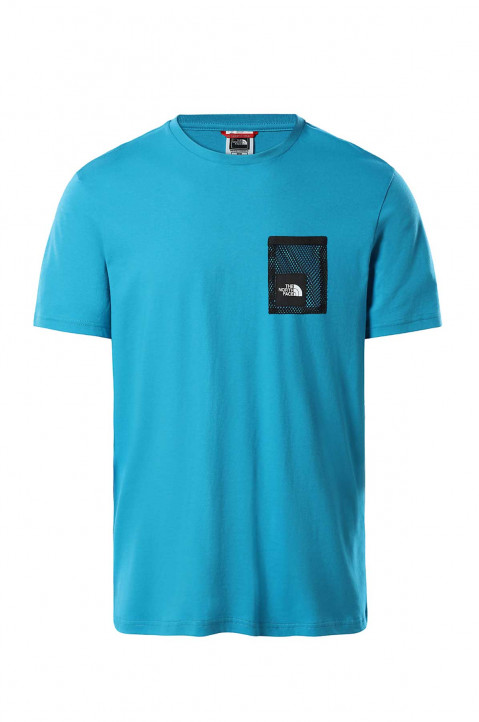 THE NORTH FACE Metro EX Cut Tee Blue 0