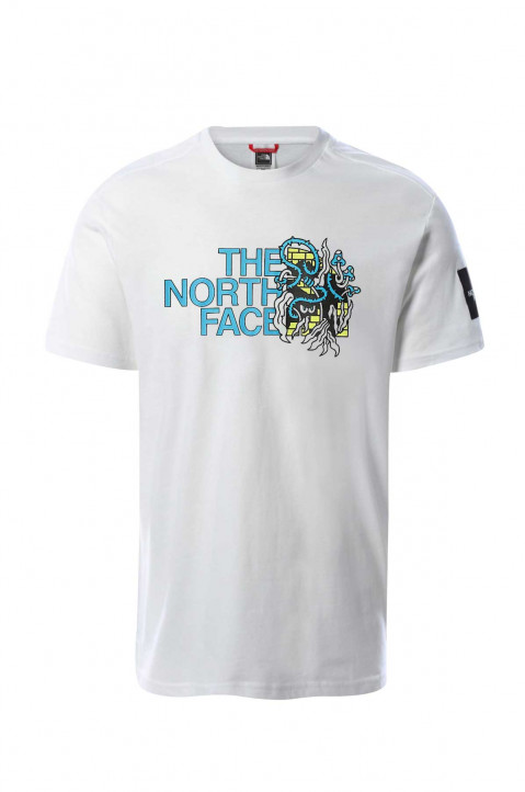 THE NORTH FACE Metro EX Graphic Tee White 0