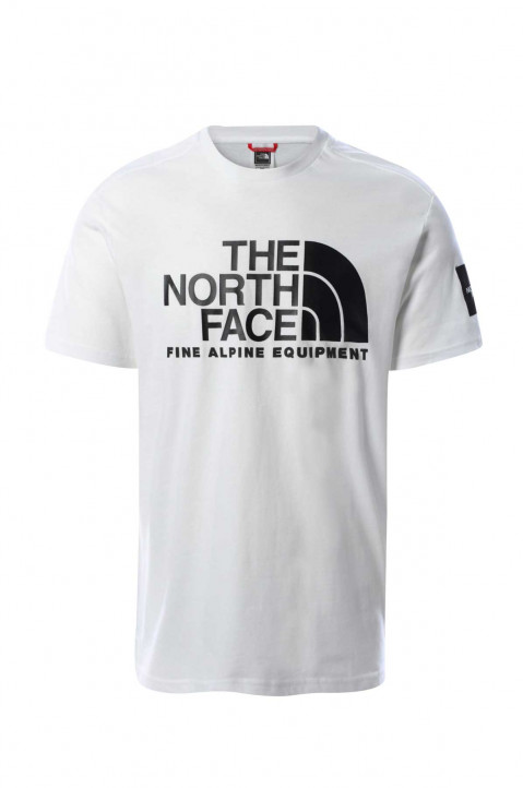 THE NORTH FACE Alpine Tee White 0