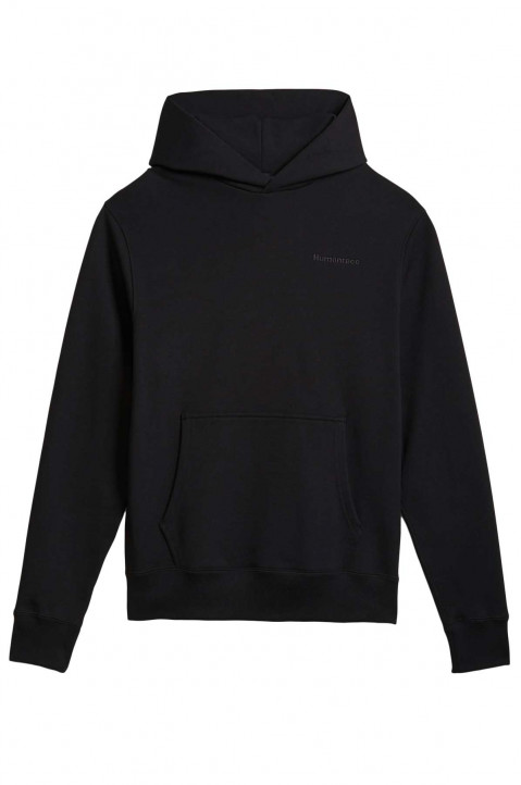 ADIDAS X PHARRELL WILLIAMS Spring Basics Black Hoodie 0