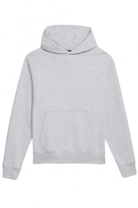 ADIDAS X PHARRELL WILLIAMS Spring Basics Grey Hoodie 0