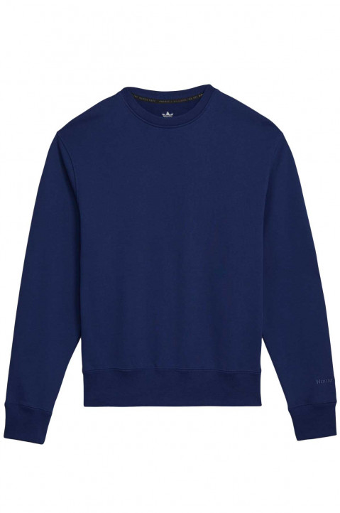 ADIDAS X PHARRELL WILLIAMS Spring Basics Navy Blue Sweatshirt 0