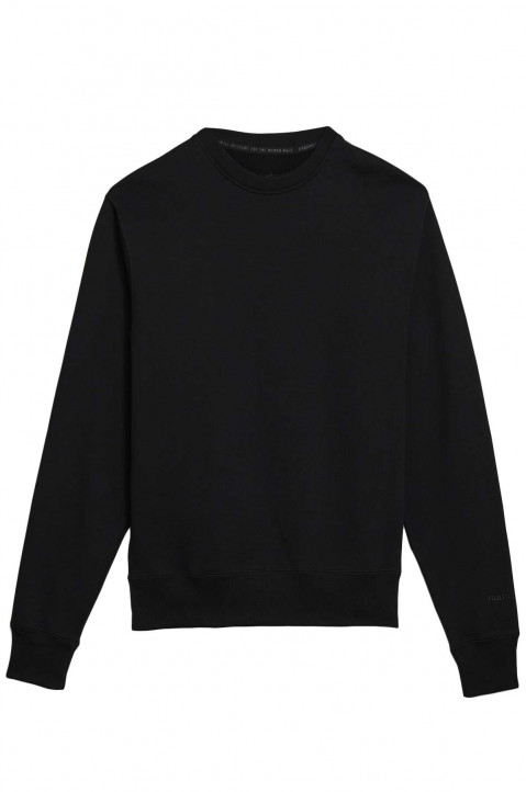 ADIDAS X PHARRELL WILLIAMS Spring Basics Black Sweatshirt 0