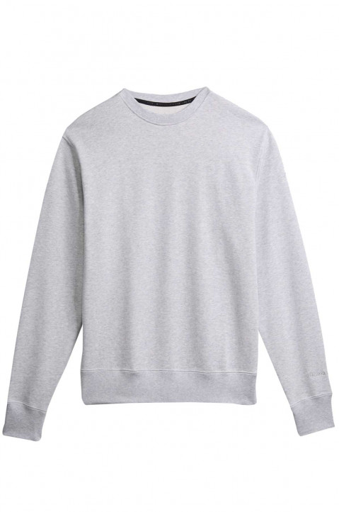 ADIDAS X PHARRELL WILLIAMS Spring Basics Grey Sweatshirt 0