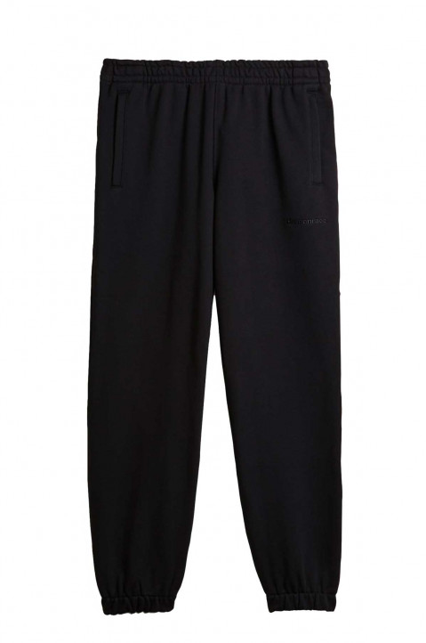 ADIDAS X PHARRELL WILLIAMS Spring Basics Black Sweatpants 0