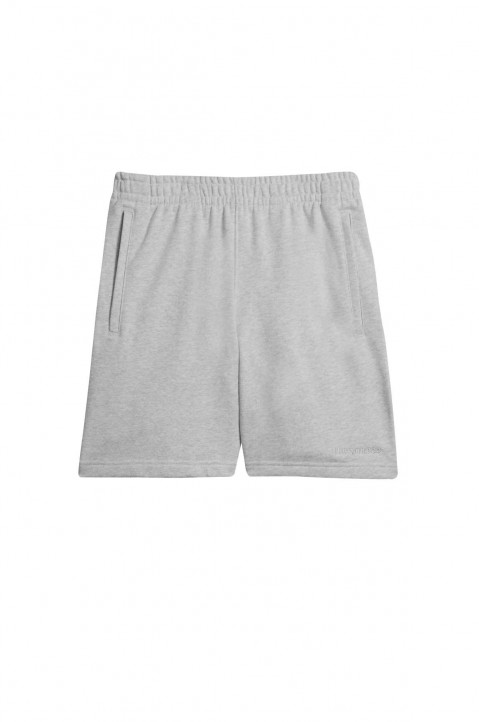 ADIDAS X PHARRELL WILLIAMS Human Race Premium Basics Grey Shorts 0