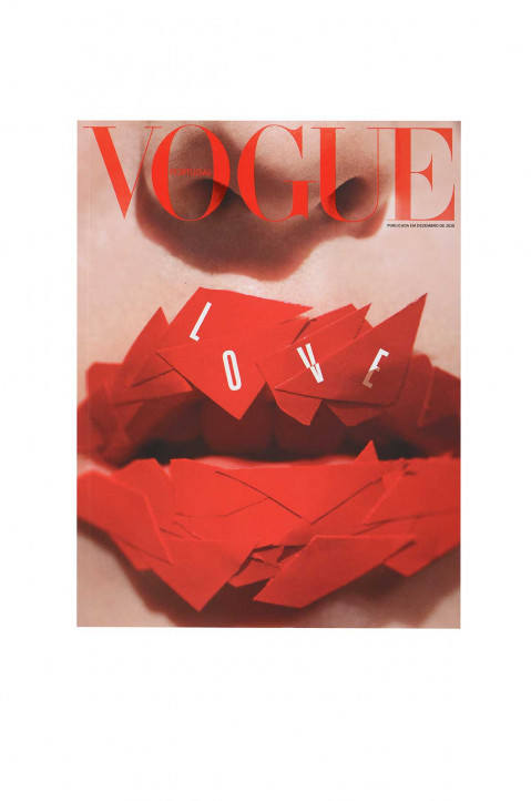 VOGUE Portugal - Love - Cover 1 0