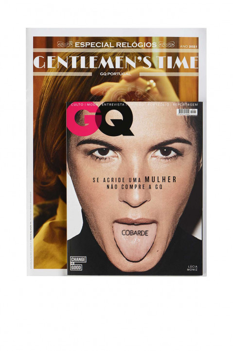 GQ Portugal - November 2020 - Print Edition - Cover 1 0