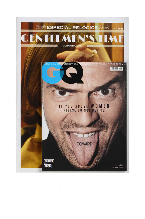 GQ Portugal - November 2020 - Print Edition - Cover 2 0