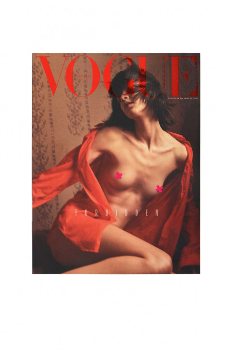 VOGUE Portugal - The Forbidden Issue - Pink Edition 0