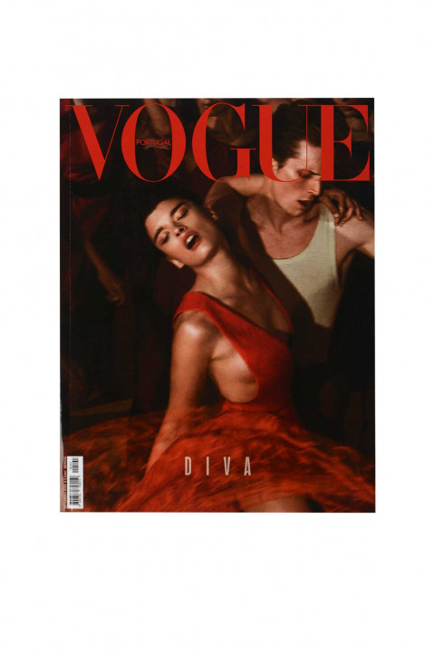 VOGUE Portugal - Diva - Cover 1  0