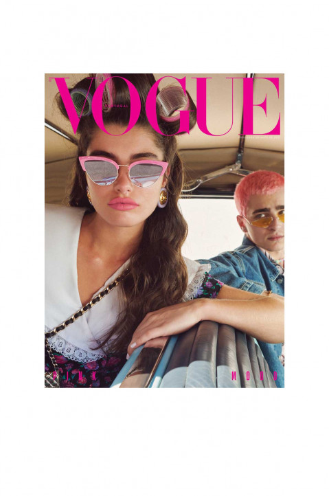 VOGUE Portugal - Pink Issue - Cover 2 0