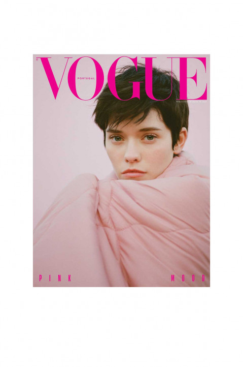 VOGUE Portugal - Pink Issue - Cover 1 0