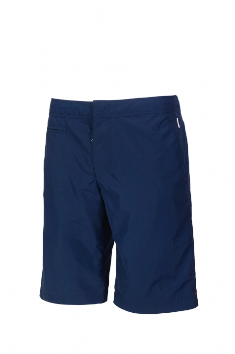 OLEBAR BROWN Dane Navy Shorts 0