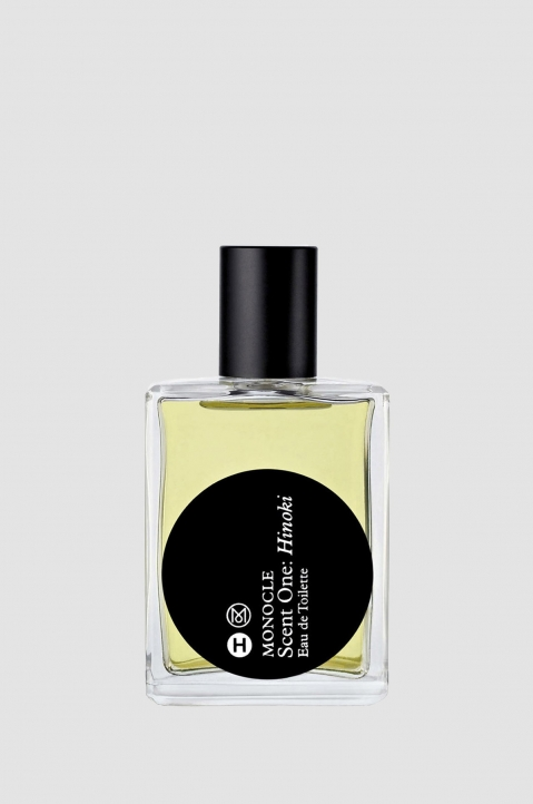 MONOCLE Scent One Hinoki Eau de Toilette 50ML 1