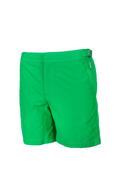 OLEBAR BROWN Bulldog Green Swimshor 0