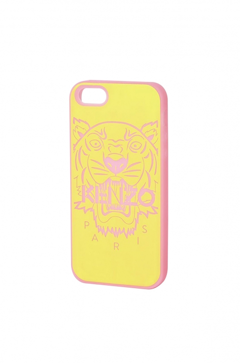 Glow Tiger iPhone 5/5S/SE case 0