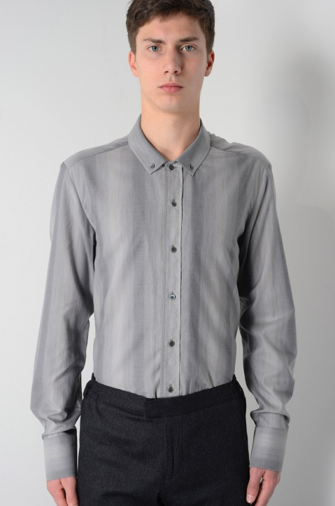 STEPHAN SCHNEIDER Soil Chalk Shirt  0
