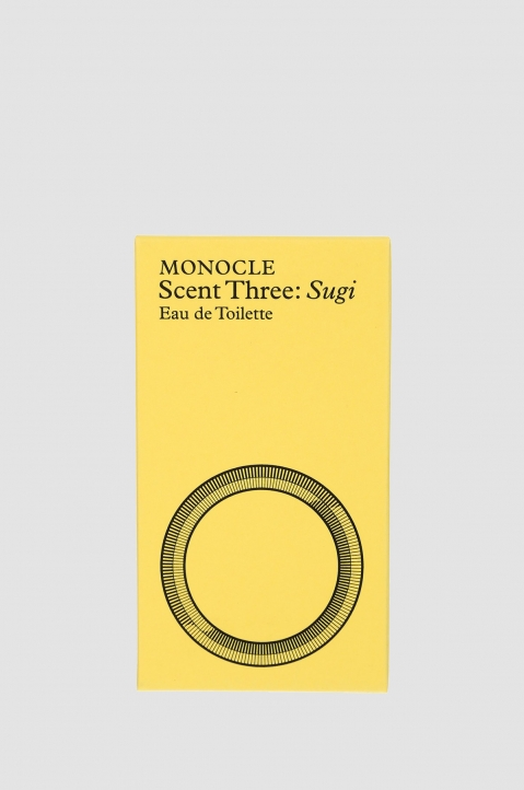MONOCLE Scent Three: Sugi 50ML 1