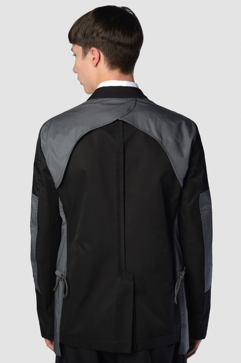 MARNI Colourblock Reversible Jacket 2