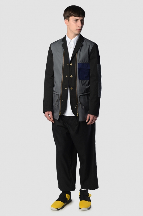 MARNI Colourblock Reversible Jacket 3