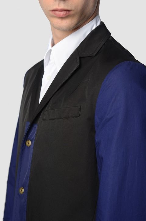MARNI Colourblock Reversible Jacket 11
