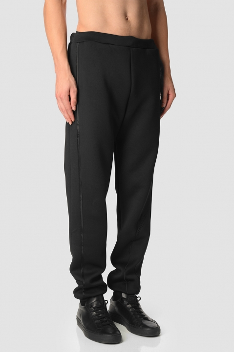 COTTWEILLER Wheat Black Sweatpants 1