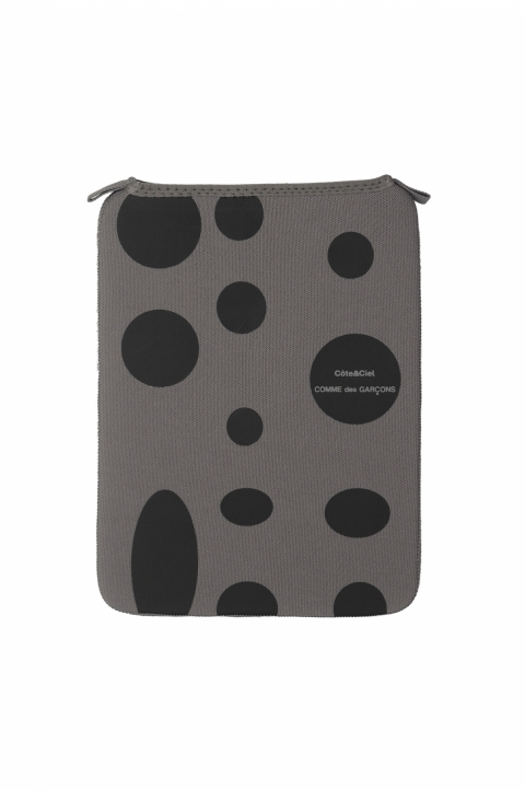 CdG x Côte&Ciel Grey/Black Ipad Case 0