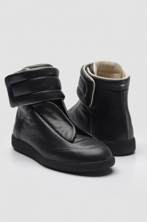 MAISON MARGIELA Black Future Sneakers 1