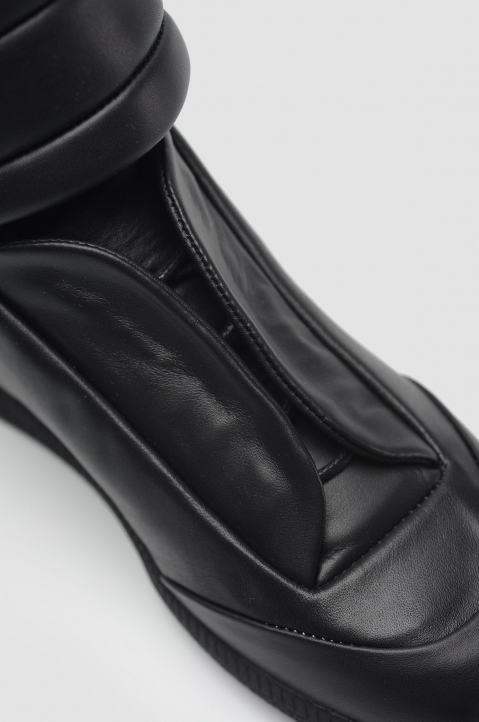 MAISON MARGIELA Black Future Sneakers 4