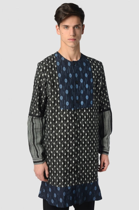 J.W.ANDERSON Printed Tunic-Jacket 1