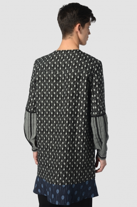 J.W.ANDERSON Printed Tunic-Jacket 2