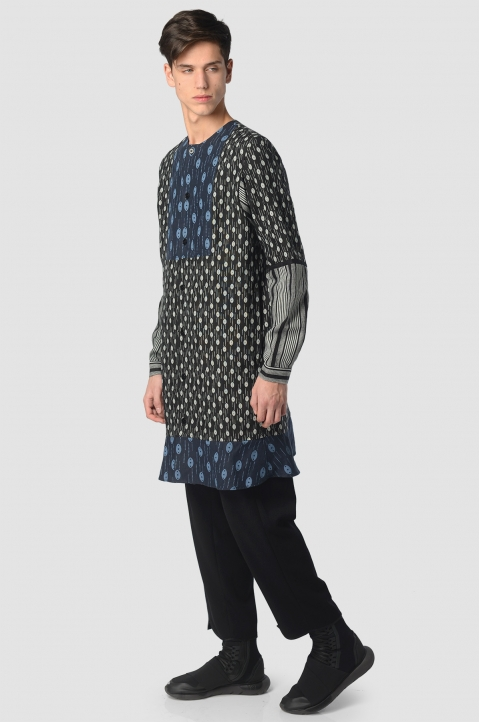 J.W.ANDERSON Printed Tunic-Jacket 4