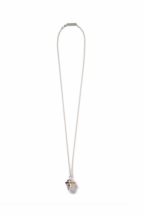 AMBUSH SSS Skull Charm Necklace 1