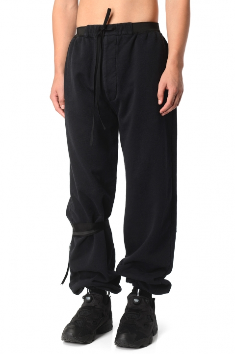 UNRAVEL PROJECT Black Joggers  0