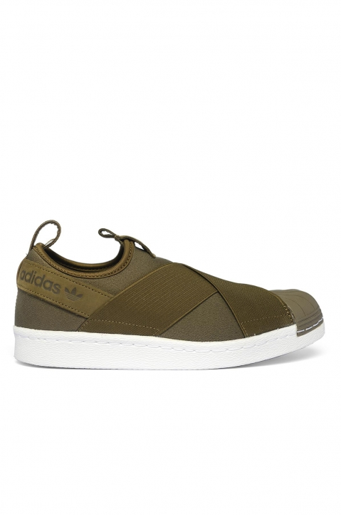 ADIDAS ORIGINALS Superstar Slip On Olive 0