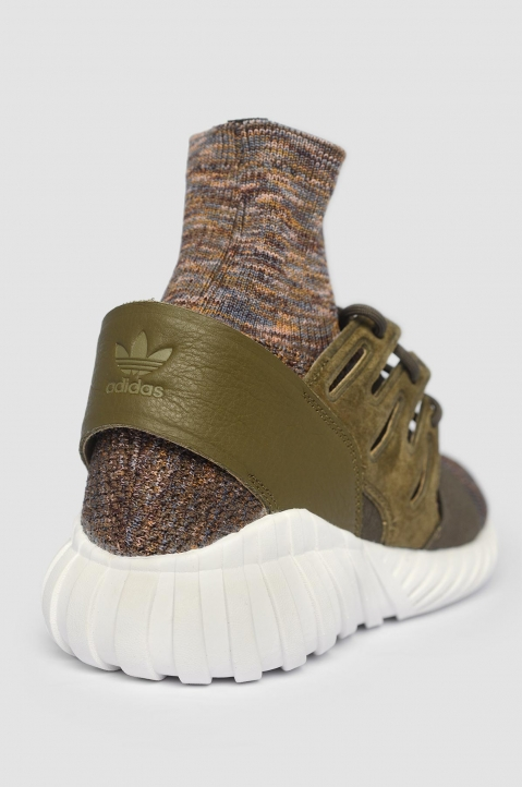 ADIDAS ORIGINALS Tubular Doom Sock PK Olive 1