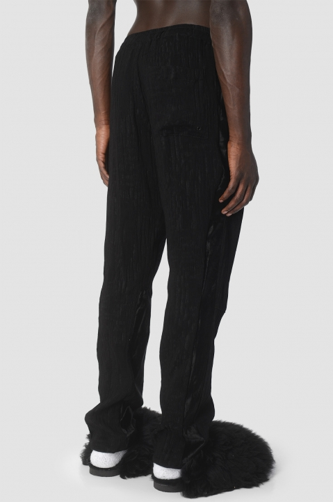 EX INFINITAS Casual Black Trousers 2