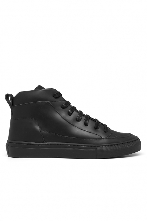 WRONG WEATHER LIFE Black Sneakers 0