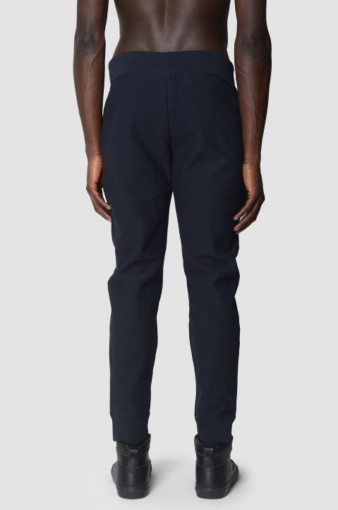 CHAMPION Navy Pleated Joggers 2