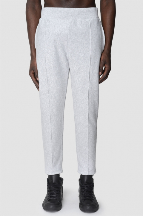 CHAMPION Grey Pleated Joggers 1