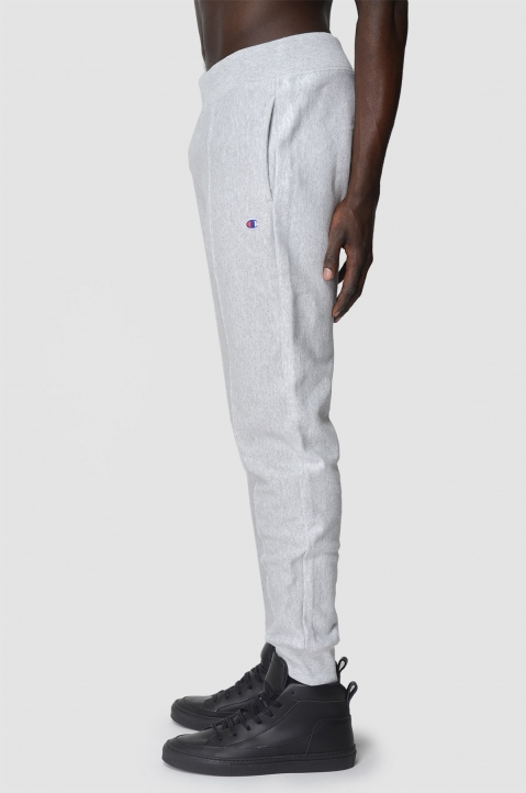 CHAMPION Grey Pleated Joggers 2