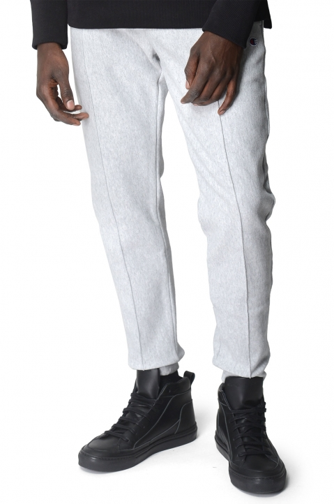 CHAMPION Grey Pleated Joggers 0
